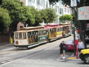 San Francisco Street Car